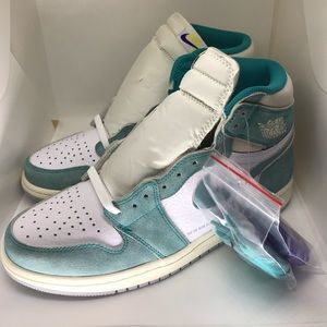 Men's Air Jordan 1 'Turbo Green'
